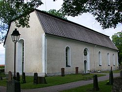 Harbo church Heby Sweden 003.JPG