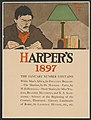 Harper's 1897. January number contains... LCCN2015646462.jpg