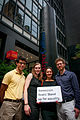 HarperCollins NYC petition delivery 2012.jpg