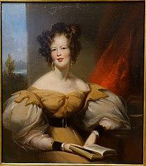 Portrait of Harriet Low