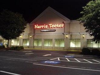 Harris Teeter - Image: Harristeetersc