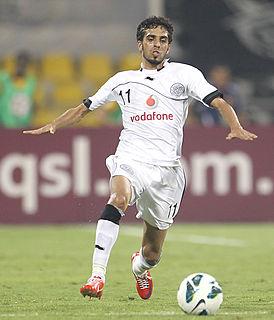 Hassan Al-Haydos Qatari footballer