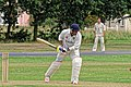 Hatfield Heath CC v. Thorley CC on Hatfield Heath village green, Essex, England 03.jpg