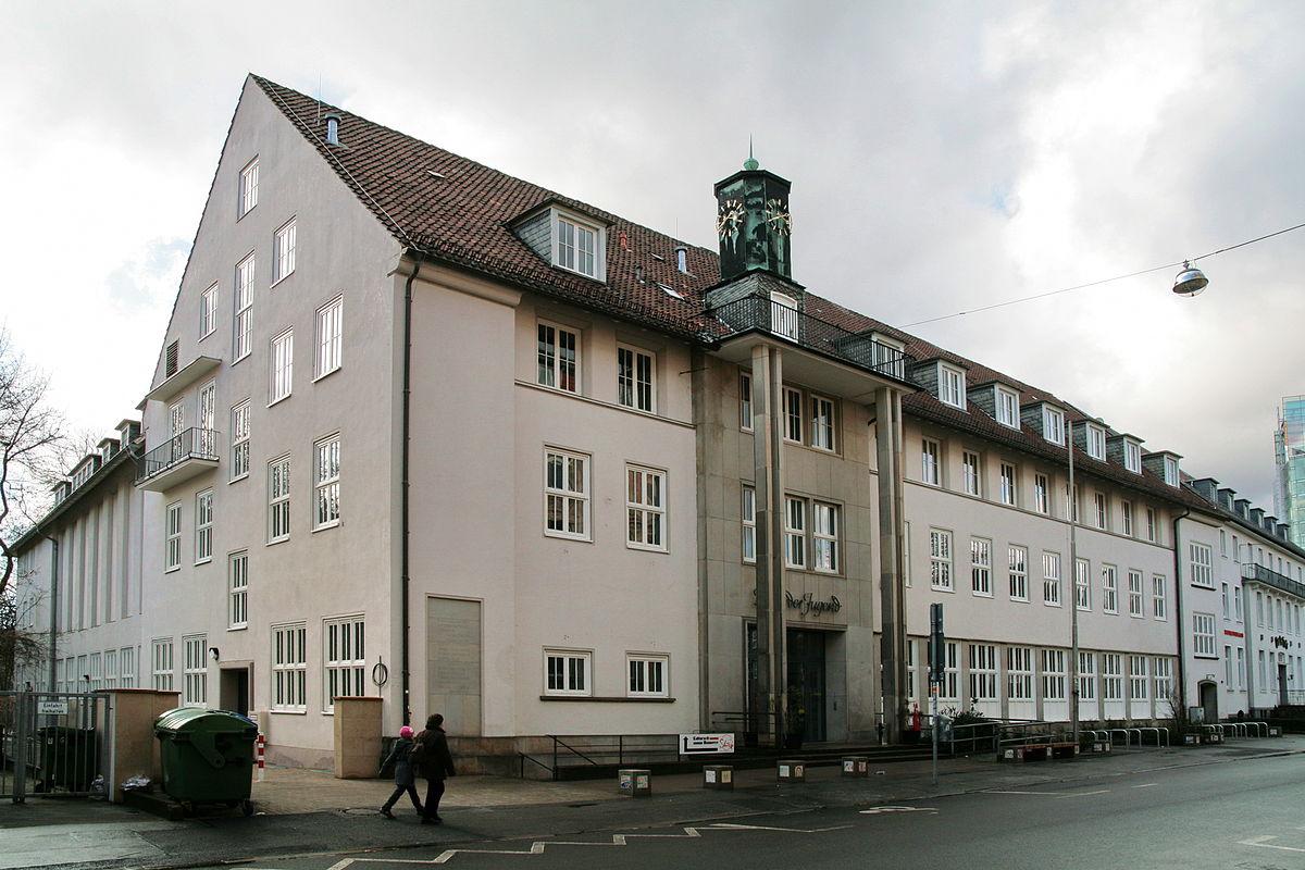 Haus Der Jugend Bonn – Startseite Design Bilder