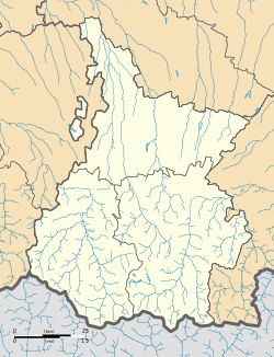 Hautes-Pyrénées department location map.svg