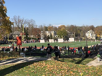 Haverford School - Football on EA Day