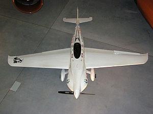 Sharp Nemesis - Nemesis seen from above