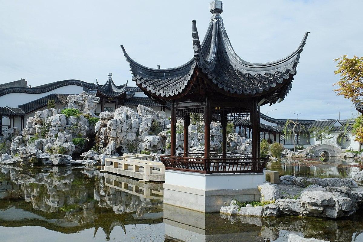 Dunedin Chinese Garden Wikipedia