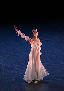 Hee Seo South Korean ballet dancer