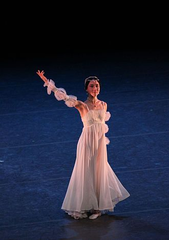 Hee Seo - Image: Hee Seo, American Ballet Theatre, The Moor's Pavane, November 8, 2013