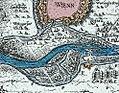 Heereslager Herzog von Lothringen 1683 Fahnenstangenwasser blau.jpg