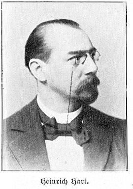 Heinrich Hart