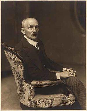 Heinrich Knirr - Heinrich Knirr (c.1910/14)