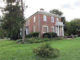 Dumfries, Virginia - Henderson House