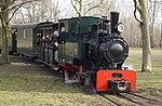 Henschel Riesa Dampflok Nr. 12 im Frankfurter Feldbahnmuseum (02).jpg