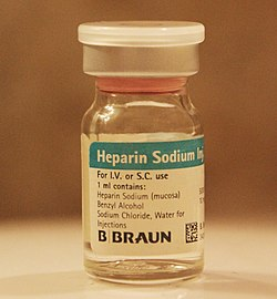 definition of heparin