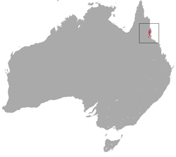 Herbert River Ringtail Possum area.png