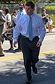 Here comes Boston Mayor @Marty Walsh to the -DorchesterDay Parade - 18575404516.jpg