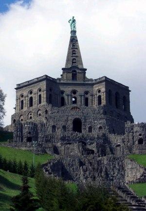 Hercules monument (Kassel) - The Hercules – the Kassel landmark.