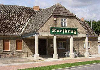 Herzberg, Ostprignitz-Ruppin - Alcove house