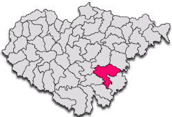 Commune Hida in Sălaj County