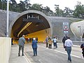 Hindhead Tunnel, Northern Portal (geograph 2408000).jpg