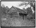 Historic American Buildings Survey. - Log Cabin, Harrells, Sampson County, NC HABS NC,82-KER.V,1-1.tif