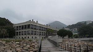 Hong Kong Maritime Museum - Murray House at Stanley Beach, Hong Kong