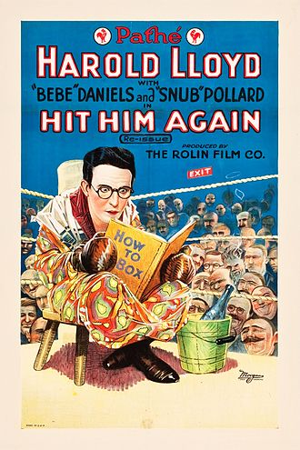 1918 in film - Hit Him Again.