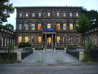 German music conservatory in Detmold