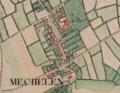 Hof van Oensel op de Ferrariskaart (1771-1778).png