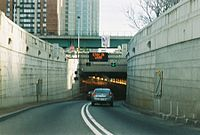 Holland Tunnel Entrance