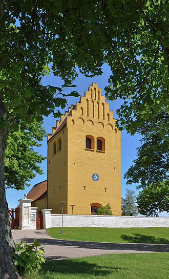 Stevns Municipality - Holtug Church
