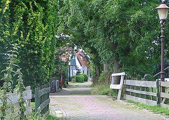 Holysloot - Streetscape in Holysloot
