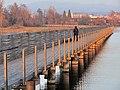 Holzbrücke - Rapperswil - Seedamm Hurden 2011-11-14 16-21-09 (SX230HS).JPG