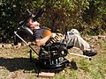 Home Made GOTO Binocular Chair with a 40K Celestial Object Database.jpg