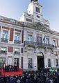 Homenaje a las víctimas de los atentados del 11 de Marzo de 2004 en la Puerta del Sol 02.jpg
