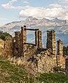 Homene Dessus, Combellin, Valle d'Aosta. Ruïne 02.jpg