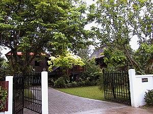 Nan, Thailand - House of Chao Fongkham
