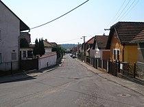 Horní Beřkovice, boční ulice.JPG