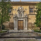 Hospital Real de Granada. Portada.jpg