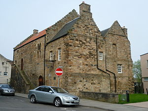 Inverkeithing - Hospitium of the Grey Friars