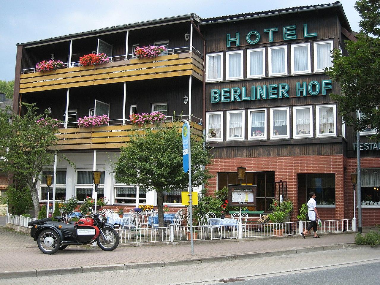 Berliner Hof Hotel Kiel