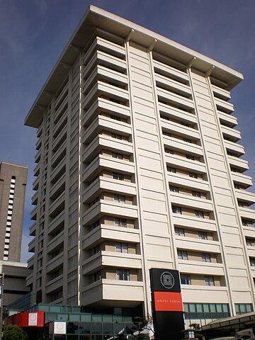 Hotel Kabuki San Francisco Addreb