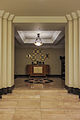 Hotel Monterey La Soeur Osaka 2F drawing room 20121102-001.jpg
