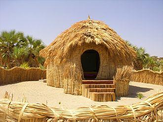 Eliye Springs - Hotel Room At Eliye Springs Resort On Lake Turkana