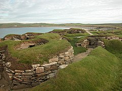 Houses at Skara Brae - geograph.org.uk - 985917.jpg