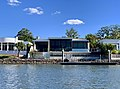 Houses in Sanctuary Cove seen from Coomera River, Queensland 10.jpg