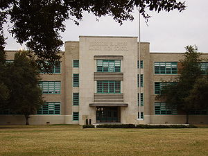 Lamar High School (Houston) - Lamar High School