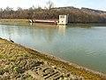 Hričovský kanál (súčasť Vážskej kaskády) - panoramio.jpg